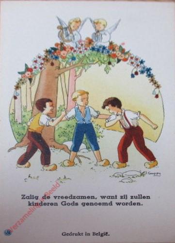 7 - Zalig de vredestichters, want zij zullen kinderen van God genoemd worden [Nederlands]