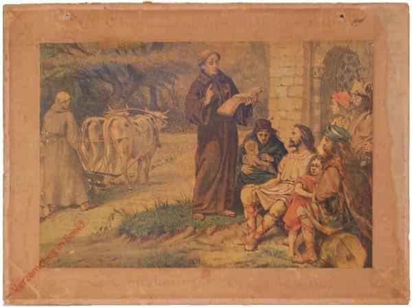 7 - Het Christendom in België VI VII eeuw. Le Christianisme en Belgique