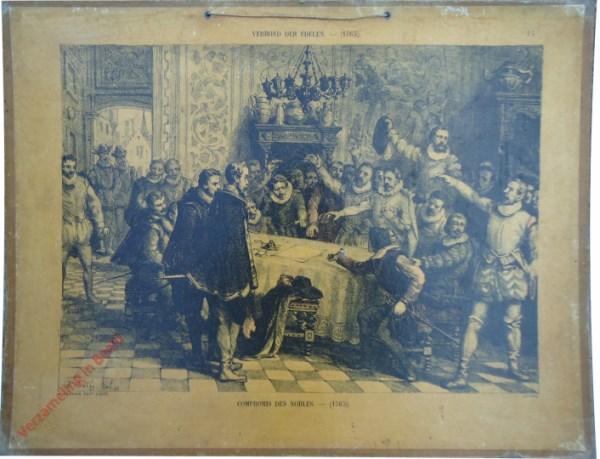 15 - Verbond der edelen (1565). Compromis des nobles (1565)