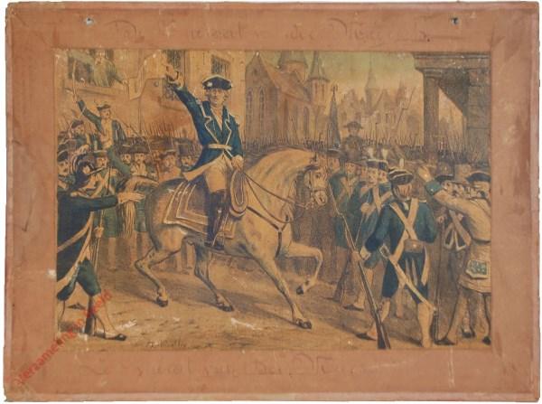 20 - De generaal van der Meersch (1789). Le Général van Der Meersch (1789)