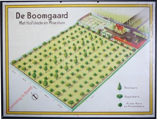 De Boomgaard. Met hofstede en moestuin