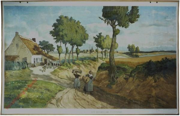 Le paysage brabançon. Het Brabants Landschap