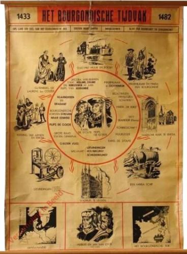 1433. Het Bourgondische Tijdvak. 1482