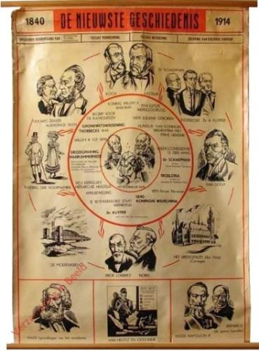 1840. De Nieuwste Geschiedenis. 1914