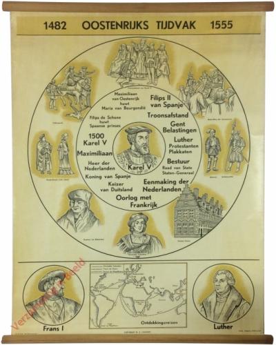 1482. Oostenrijks Tijdvak.  1555