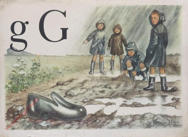 8 - g G