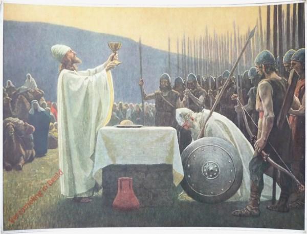 5 - Abraham en Mechisedech