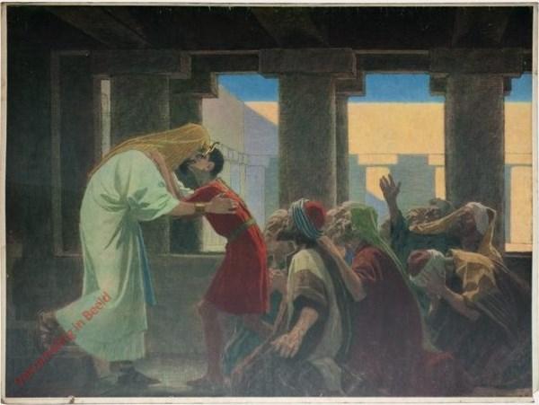 8 - Jozef maakt zich bekend