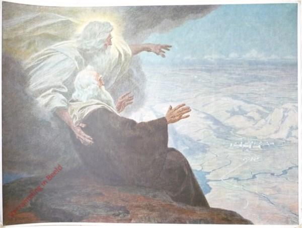 16 - Dood van Mozes