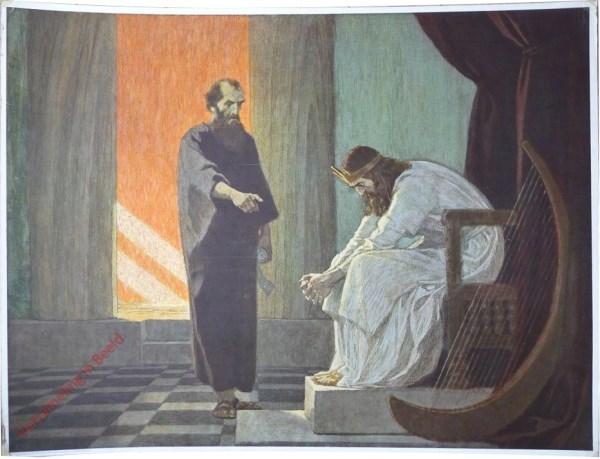 19 - David's boete voor de profeet Nathan