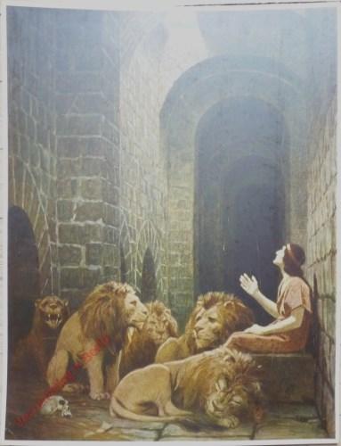 24 - Daniël in de leeuwenkuil
