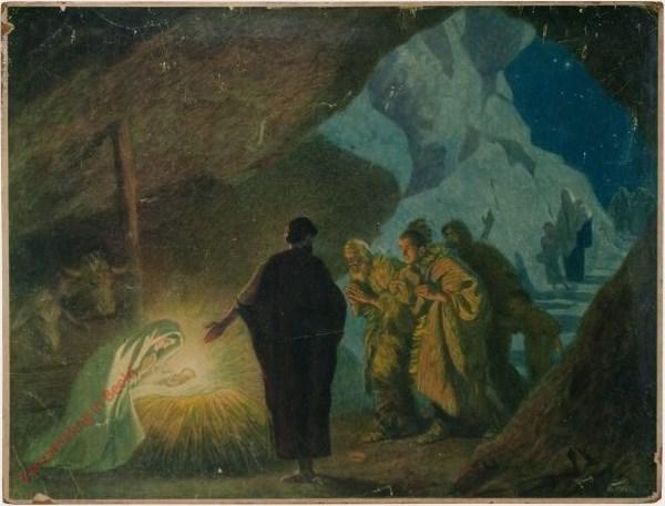 28 - De geboorte van Christus