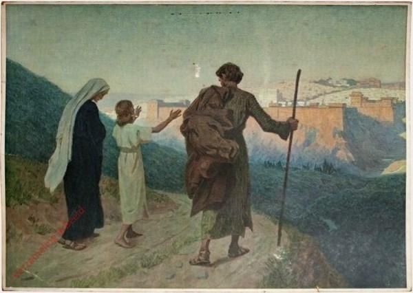33 - Jezus' eerste bezoek aan de tempel