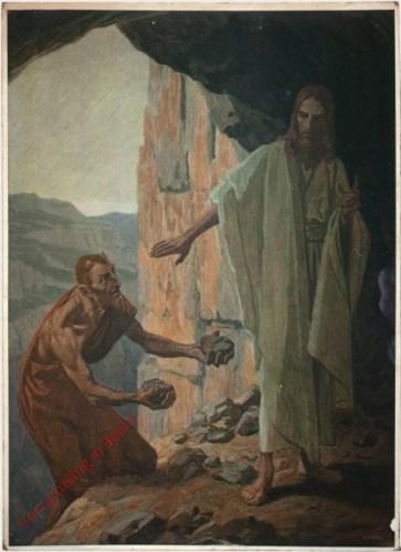 37 - De verzoeking van Jezus