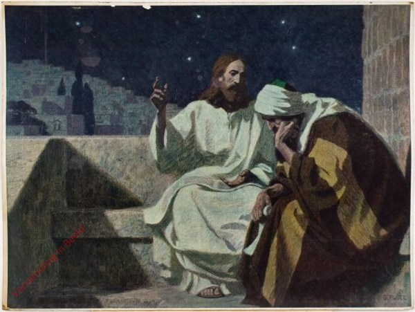 40 - Jezus en Nikodemus