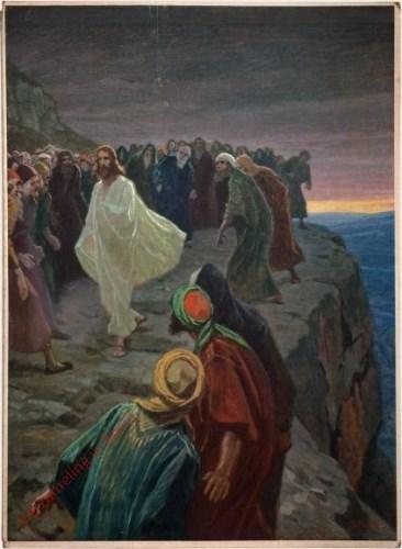 41 - Jezus' vlucht uit Nazareth