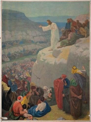46 - De bergprediking