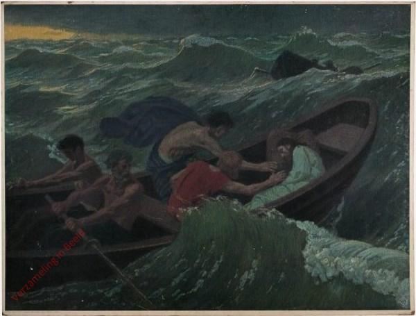 50 - De storm op zee