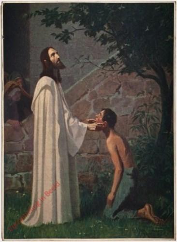 59 - Jesus heilt einen Taubstummen
