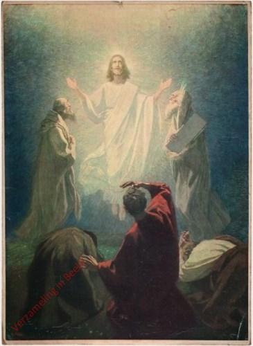 57 - De verheelijking van Jezus