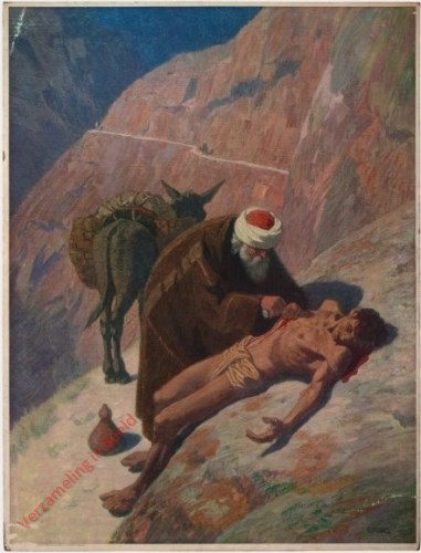 58 - De barmhartige Samaritaan