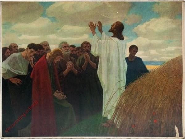 60 - Jezus leert de discipelen bidden