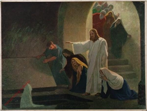 61 - De opwekking van Lazarus