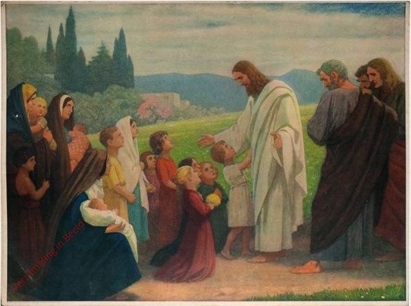 62 - Jezus de kindervriend