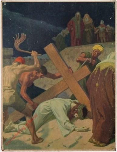 80 - Jezus draagt zijn kruis