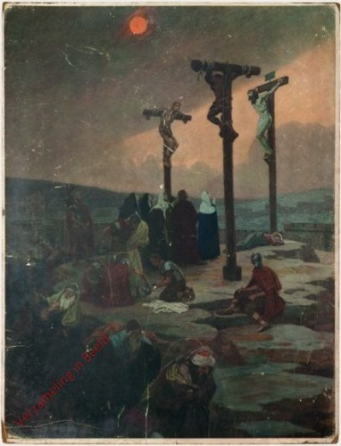 81 - De kruisiging