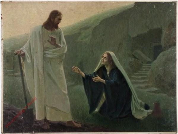 84 - Jezus verschijnt aan Magdalena