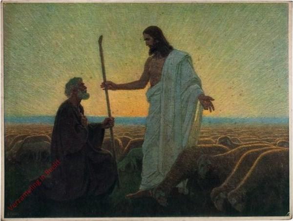 87 - Overdracht van het herdersambt