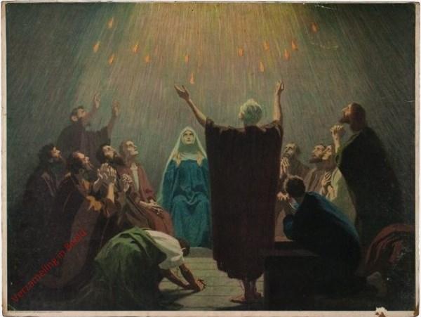 90 - De zending van de Heilige Geest