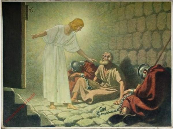 96 - Petrus in de gevangenis (bevrijding)