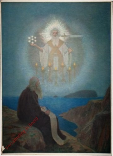 99 - Johannes op Patmos