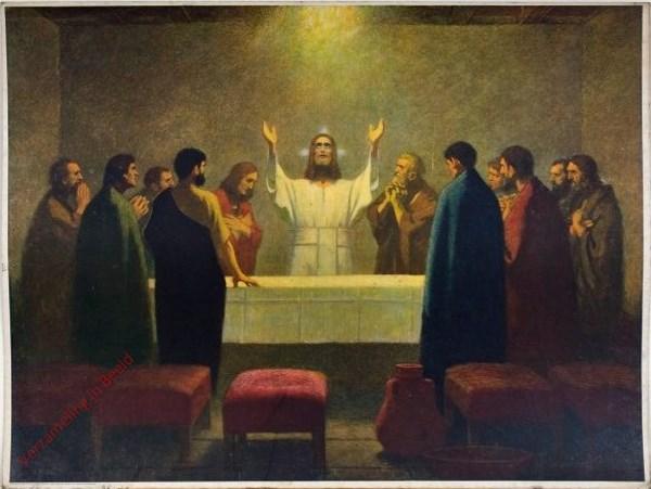 74 - Het hoogpriestelijk gebed