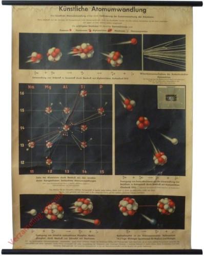 3 - K�nstliche Atomumwandlung