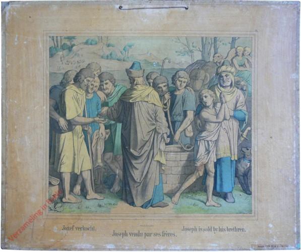 VI - Jozef verkocht