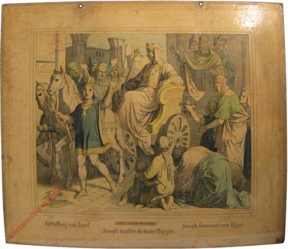 VII - Verheffing van Jozef