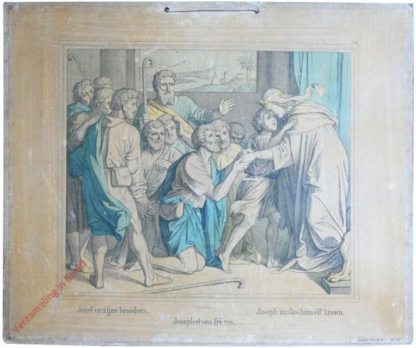 VIII - Jozef en zijne broeders