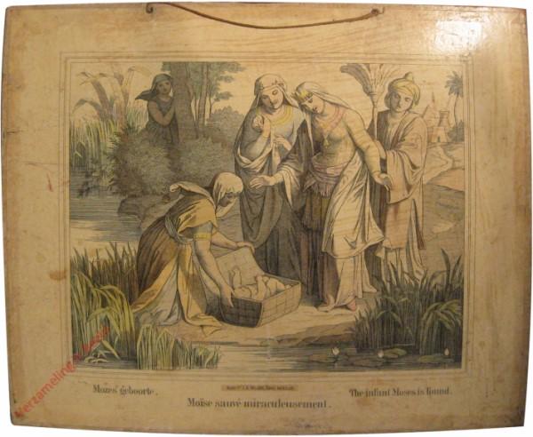X - Mozes geboorte