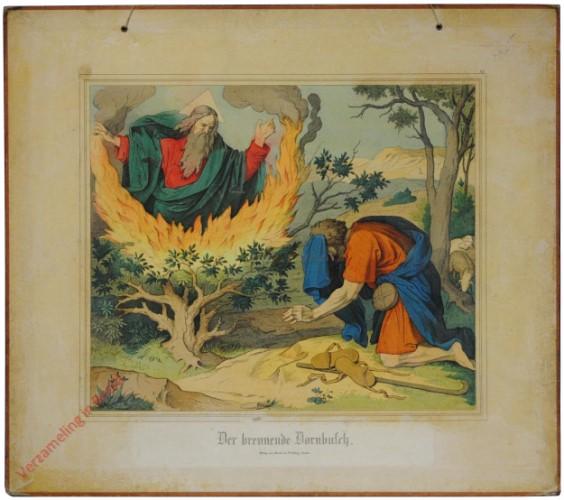 XI - Het brandende braambosch