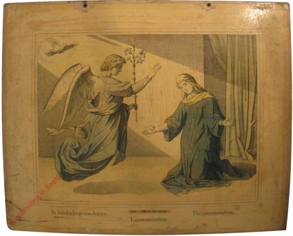 XIV - De boodschap van Jesuz