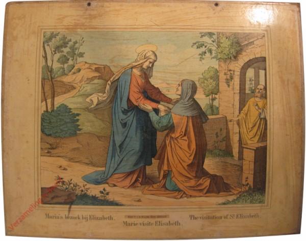 XV - Maria's bezoek bij Elizabeth