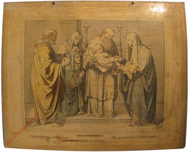 XVII - Opdracht van Jezus