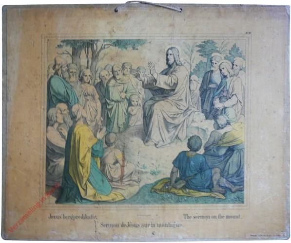 XXIII - Jezus bergpredikatie