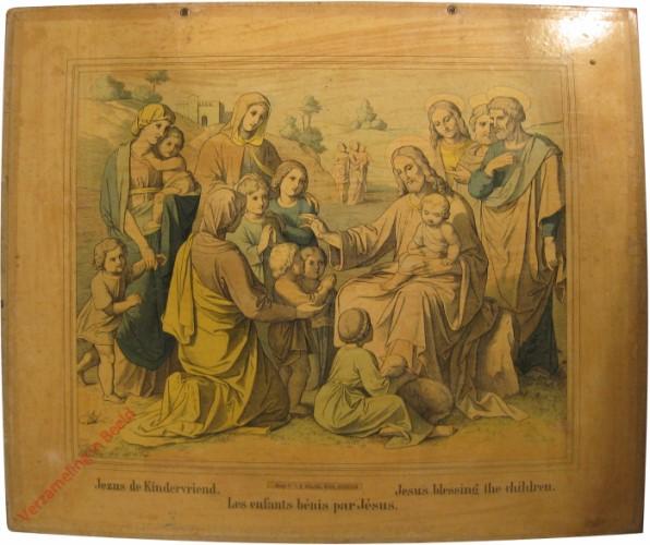 XXVI - Jezus de Kindervriend