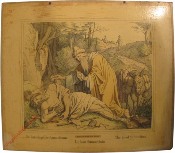 XXVII - De barmhartige Samaritaan