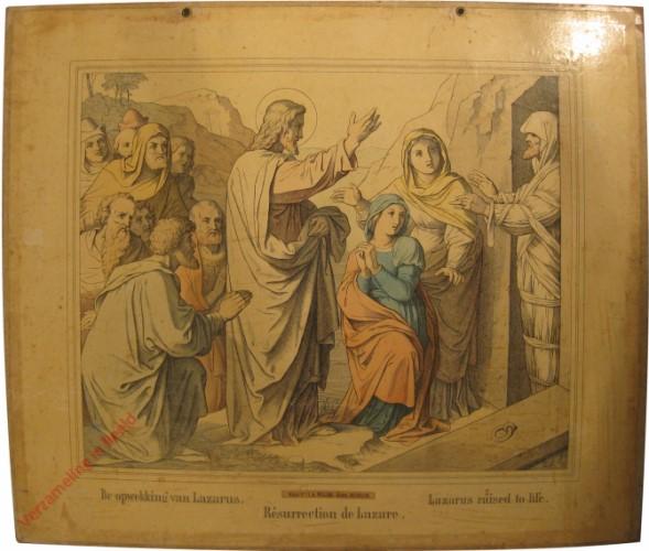XXIX - De opwekking van Lazarus