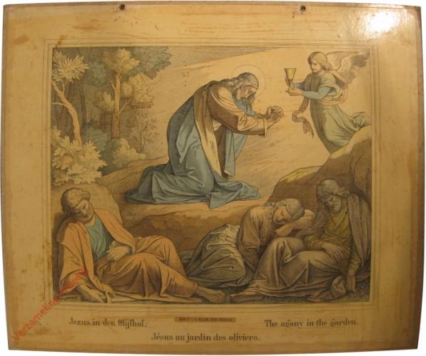 XXXI - Jezus in den Olijfhof
